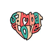 Samba é Love logo