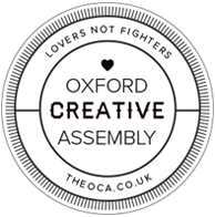 The Oxford Creative Assembly logo