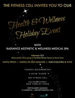Health & Wellness Holiday Event