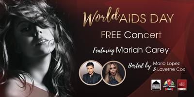 Mariah Carey Mario Lopez Laverne Cox Tickets Thu Nov 30 2017 At 600 PM