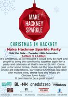 Make Hackney Sparkle Party
