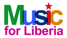 Music for Liberia logo