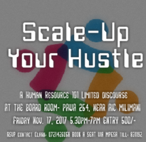 Scale-Up YOUR Hustle