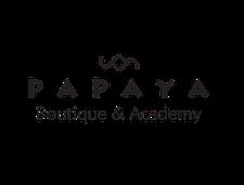 Papaya Boutique & Academy logo