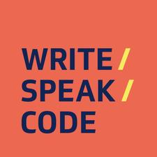Write/Speak/Code NYC logo