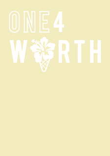 ONE4WORTH  logo