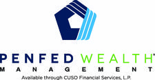 Penfed Wealth Management/CUSO Financial Services (CFS)*/Marty.Lau logo
