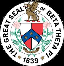 Beta Theta Pi Society of Minnesota logo