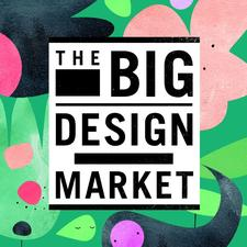 The Big Design Market logo