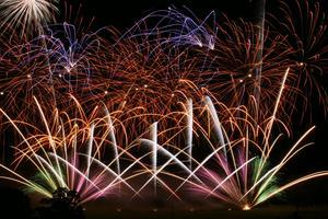 Firework Champion - Eastnor Castle, HR8 1RL