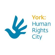 York: Human Rights City logo