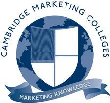 Cambridge Marketing College logo