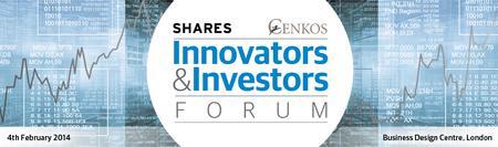 Shares/Cenkos Innovators & Forum – Private Investors...
