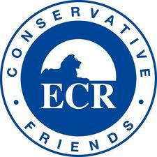 Conservative Friends of the ECR (CFECR) logo
