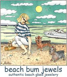 Beach Bum Jewels  logo