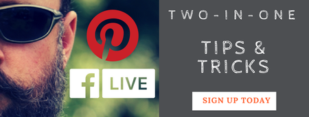 Two-in-One Tips and Tricks: Facebook Live and...
