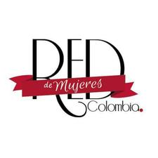 Red de Mujeres Colombia. logo