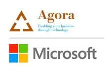 Agora | Microsoft logo