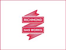 Richmond Gas Works logo