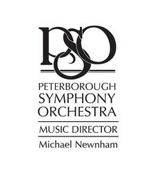 Peterborough Symphony Orchestra logo