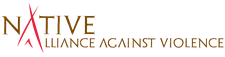 Native Alliance Against Violence logo