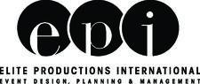 Elite Productions International logo