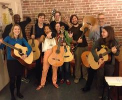 Guitar Level 2 Winter 2018 - 2 day/time options: Mondays at 6:45pm or Wednesdays 6:30pm -An 8 Week Workshop for people excited to play guitar!