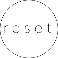 Reset Events logo
