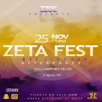 Zeta Fest Afterparty