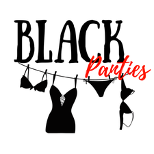 Black Panties Web Series  logo