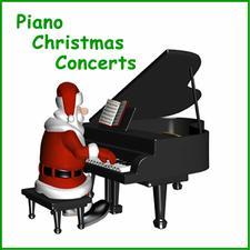 Piano Christmas Concerts logo