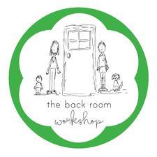 The Back Room Workshop logo