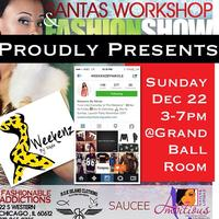 F.A.R.I. AMBITIOUS & SAUCEE SANTA'S WORKSHOP VENDOR AND FASHION...