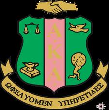 Alpha Kappa Alpha Sorority, Inc. - Epsilon Omicron Omega logo