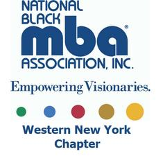 Western New York Chapter, National Black MBA Association logo