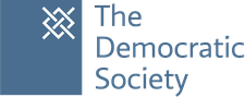 The Democratic Society logo