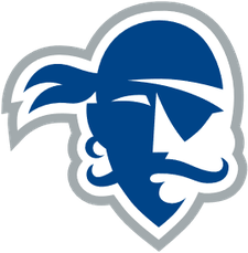 Pirate Blue - Seton Hall Athletics logo