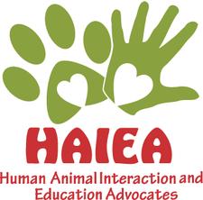 Human-Animal Interaction and Education Advocates (HAIEA) logo