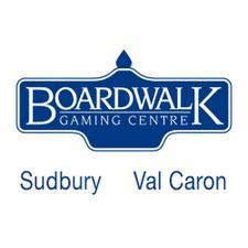Boardwalk Gaming Sudbury  logo