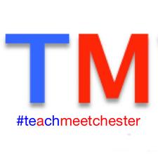 #teachmeetchester logo