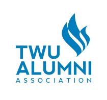 TWU Alumni Association logo