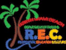 The City of North Miami Beach Parks & R.E.C. Department logo