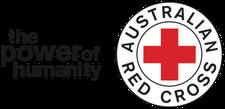 Australian Red Cross & Routledge logo
