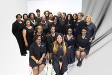 National Coalition of 100 Black Women Inc., Southern NJ Chapter logo