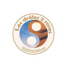 Association Les Drôles 2 Roses logo