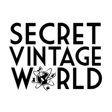 Secret Vintage World logo