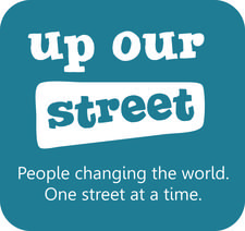 Up Our Street logo