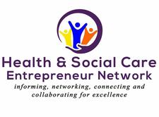 Health & Social Care Professionals & Entrepreneur Network in partnership with NHS London Leadership Academy logo