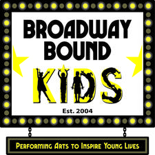 Broadway Bound Kids logo