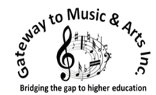 Gateway to Music and Arts logo